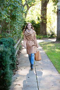 my everyday style: warm and stylish winter coat!