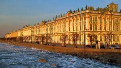 Museo del Hermitage, San Petersburgo, Rusia. #Travel #Russia