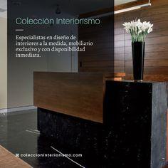 Especialistas en diseño de interiores | Colección Interiorismo