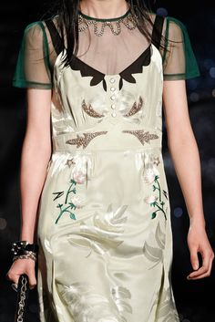 Coach 1941 New York - Spring Summer 2018 Ready-To-Wear - Details - Shows - Vogue.it