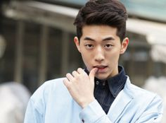 "What Does Model-Actor Nam Joo Hyuk of ""Surplus Princess"" Think Is His Charm? I loved him in Surplus Princess; I have a feeling he's going to get really popular and he's talented!!!"