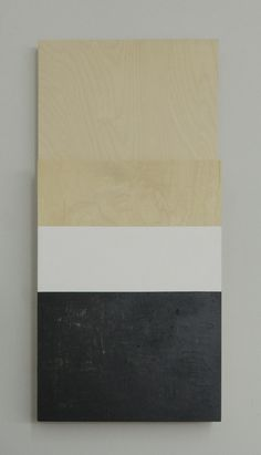 Available for sale from Bartha Contemporary, Alan Johnston, Untitled Acrylic paint, charcoal and beeswax on plywood, × × cm Art Fair, Creative Art, Contemporary Art, Artsy, Cologne, Artwork, Minimalism, Painting, Interior
