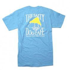 Perfect Salty Dog Cafe TSHIRT