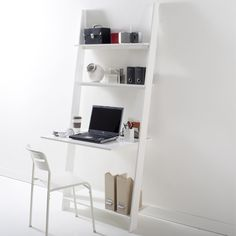 1000 images about petit coin bureau on pinterest bureaus small corner desk and corner desk for Bureau petit espace