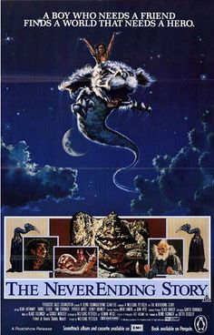 This will always be one of my very favorite movies. I always wanted a dragon to fly on... I was 6 when it came out, give me a break! :)