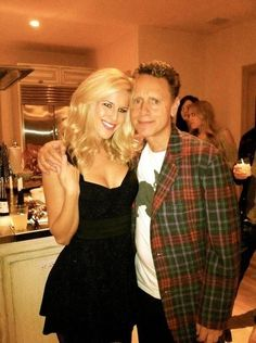 Spotted at some Santa Barbara NYE party: Martin Gore!