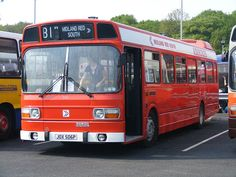 Blue Bus, Red Bus, Automobile, Busses, Local History, Rally, Transportation, Coaching, Retro