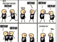 I feel like this would be me... with all the other bands I like too xD
