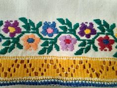 Elsa, Ethnic, Embroidery, Blanket, Detail, Crochet, Needlepoint, Chrochet, Rug