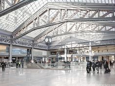 Moynihan Train Hall is open and in this humble Chief Experience Officer's opinion, it is good. The renderings we saw for years became a reality on New Years Day when the spacious 255,000-square foot hall was opened to the public. The Art Deco clock was the first welcome surprise. The timepiece, designed by Peter Pennoyer …