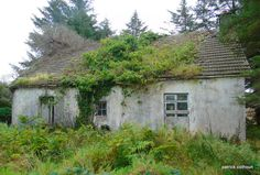 abandoned house.county donegal