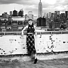 Кейт Мара — Фотосессия для «Elle» CA 2014 – 3