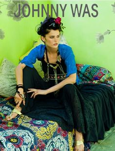 Johnny Was : Plus Sizes - Johnn Was collection of bohemian style clothing