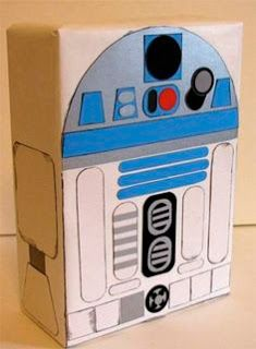 Star Wars Valentines box ideas