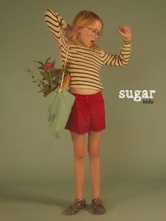 Chloe from Sugar Kids for Milk Magazine by Carmen Ordoñez