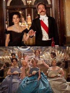 Seriously to the point of drooling over this film already - Anna Karenina