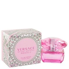 Bright Crystal Absolu eau de Parfum by Versace, Revel in the rich scent of bright crystal absolu for women . Created by the design house of versace in 2013, this luscious fragrance combines bountiful