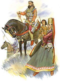 Scythian king, 4th BC