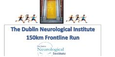 Frontline workers run 150km for the Dublin Neurological Institute