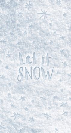 Let it snow ★ Find more Winter Wonderland #iPhone + #Android #Wallpapers at @prettywallpaper