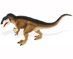 Wild Safari Acrocanthosaurus Dinosaur Toy Model $9.99 in stock & same day shipping www.DinosaurToysSuperstore.com