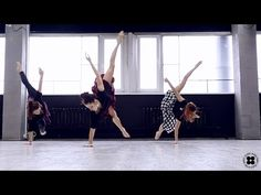 ▶ Lana Del Rey - Money, Power, Glory | Contemporary choreography by Zoya Saganenko | D.side - YouTube