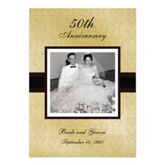 >>>Are you looking for          	50th Anniversary Photo Invitations           	50th Anniversary Photo Invitations online after you search a lot for where to buyHow to          	50th Anniversary Photo Invitations Online Secure Check out Quick and Easy...Cleck Hot Deals >>> http://www.zazzle.com/50th_anniversary_photo_invitations-161508943465906123?rf=238627982471231924&zbar=1&tc=terrest