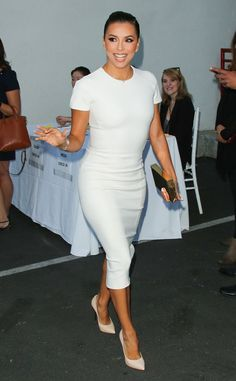 Eva Longoria from The Big Picture: Today's Hot Pics  The actress attends the HollyRod Foundation's 17th annual DesignCare Gala in Los Angeles.