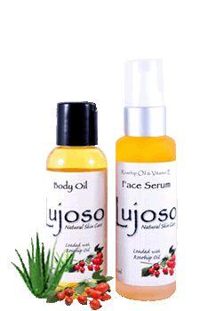 Lujoso Natural skin care oil