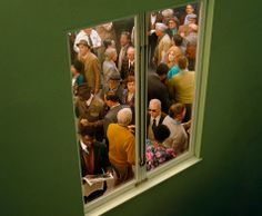 Face in the Crowd alex prager (2)