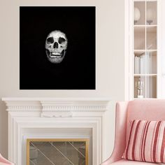 Fancy   I Once Was What You Are, You Will Be What I Am (Skull 6), 2007 by Damien Hirst