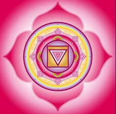 The mandala for the Muladhara, or Root Chakra. Click here to learn more. Use discount code 1A for 20% off Chakra Balancing MP3s.