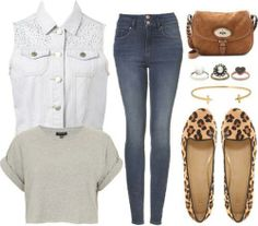 Comfortable & cute fall outfit