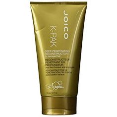 Joico K-Pak Deep- Penetrating Reconstructor Treatment For Damaged Hair 150ml / 5.1 fl.oz.: Amazon.co.uk: Beauty