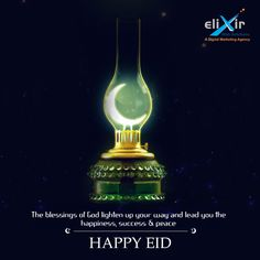 On the auspicious occasion of Eid-ul-Adha Elixir Web Solutions wishes you a happy #Eid , may Allah bless you with happiness and good fortune. No automatic alt text available.