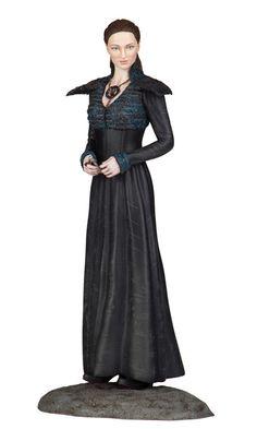 Original Dark Horse Deluxe Game of Thrones: Sansa Stark Action Figure Import from USA Sansa Stark, Lord Eddard Stark, Game Of Thrones Figures, Game Of Thrones Sansa, Game Of Thrones Series, Hades, Familia Stark, Game Of Thrones Collectibles, Skulls