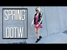 Outfits of The Week: Spring 2016 OOTW! | Maddi Bragg - YouTube