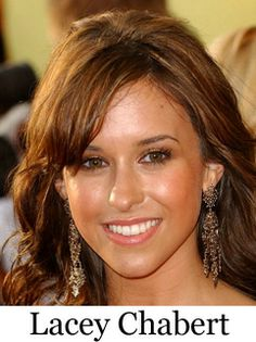 Lacey Chabert is a Deep Autumn