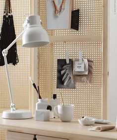 IKEA Ivar Screen | The unfinished pine wood collection is the perfect canvas for a creative makeover.