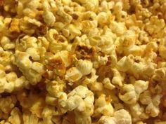 Popcorn wie im Kino! Endlich ECHTES Kinopopcorn zu Hause genießen (mit karamellisiertem Zucker - aber ohne zusätzliche Maschine! :-))