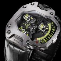 Urwerk - A Sincere Question of Style | WorldTempus