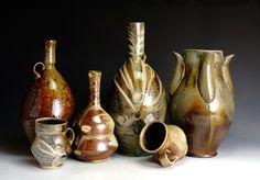 Matthew Schiemann creates handmade Woodfired pottery and Ceramics Wood Kiln, Master Of Fine Arts, Pickle Jars, Perfect Date, Interior Decorating, Interior Design, Handmade Pottery, Ceramic Pottery, Branding Design
