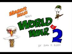 Animation teaches you all that happened in World War II in 7 minutes.