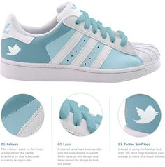 5398dd434f1b8d Wish you could celebrate your love of your favorite social networks on your  feet