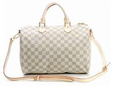 3f4c81fc553f Louis Vuitton Damier Canvas Speedy 30 Travel Bag Tag  Discount Louis Vuitton  Damier Canvas Speedy Travel Bag for sales
