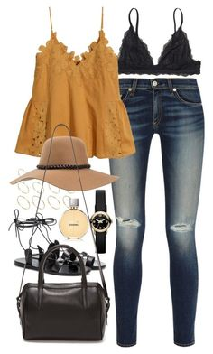 """Outfit for a summer college excursion"" by ferned on Polyvore"