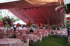 An outdoor event to remember. Outdoor Events, Special Events, Illusions, Tent, Photo Galleries, Wedding Ideas, Table Decorations, Gallery, Reception Ideas