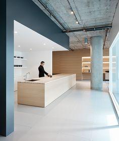 Parker Foundation Offices - Garcia Tamjidi Architecture/Design - Joe Fletcher Photography