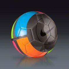 Nike Mercurial Mach - Anthracite/Orange/Black || SOCCER.COM via Polyvore