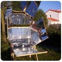 1000 images about four solaire on pinterest solar solar cooker and construction. Black Bedroom Furniture Sets. Home Design Ideas